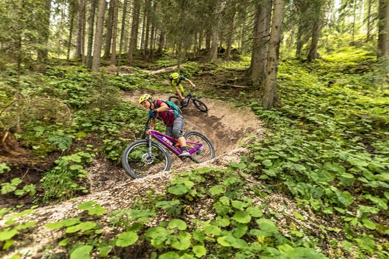 Flowtrail - Carezza Trail © WOM Medien