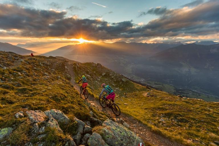 Singletrail - Frommes Trail © WOM Medien