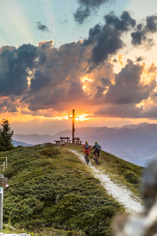 Herrnsteig in San Vigilio Dolomites - Kronplatz © WOM Medien