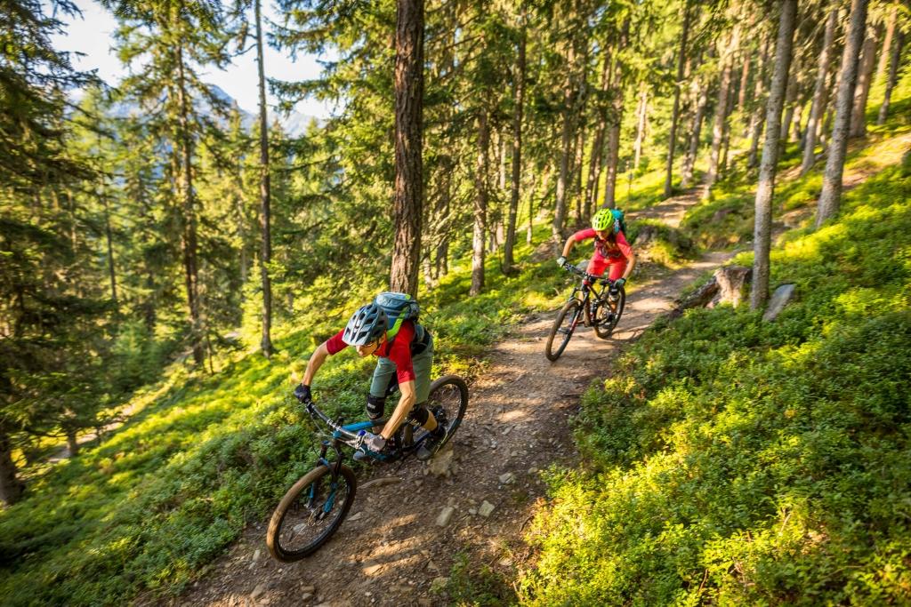 Signature Trail - Isskogel Trail © WOM Medien