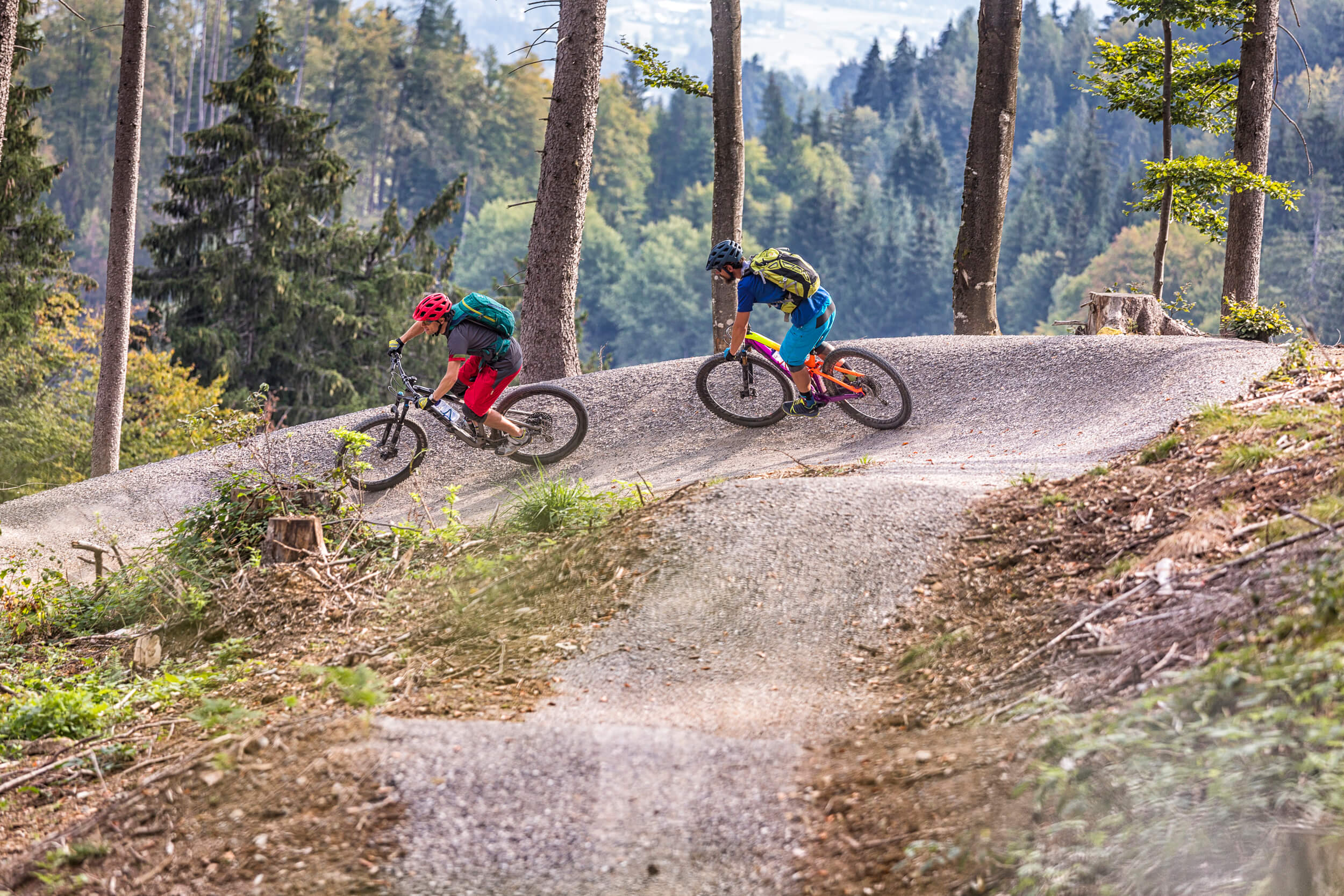 Mex Line 1 Signature Trail in Kärnten © WOM Medien
