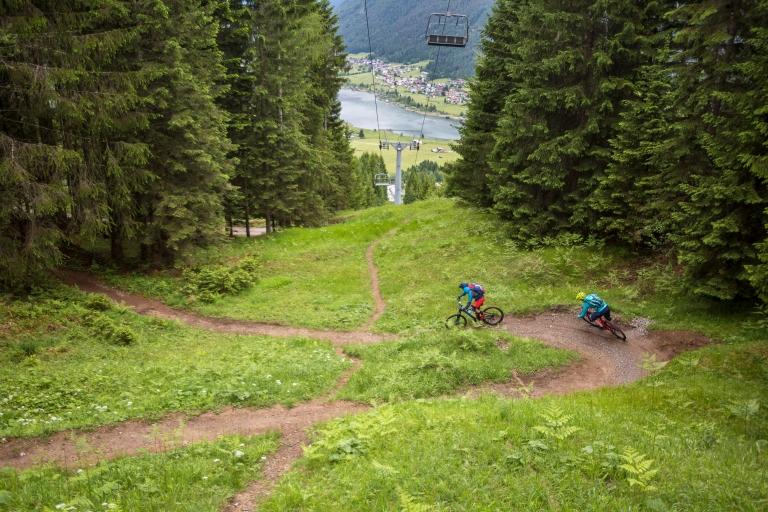 Weissensee Trail in Kärnten © WOM Medien