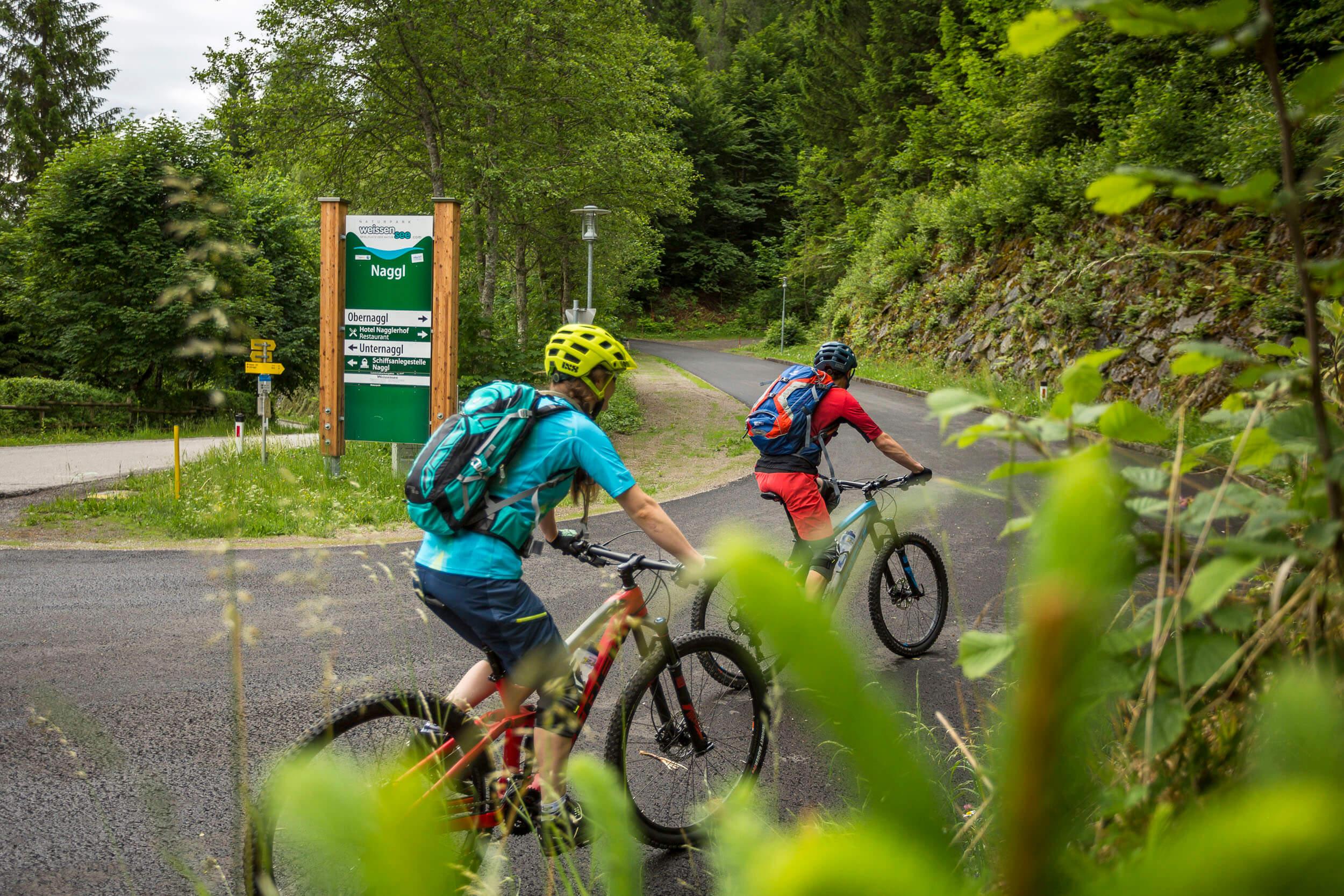 Weissensee Signature Trail in Kärnten © WOM Medien