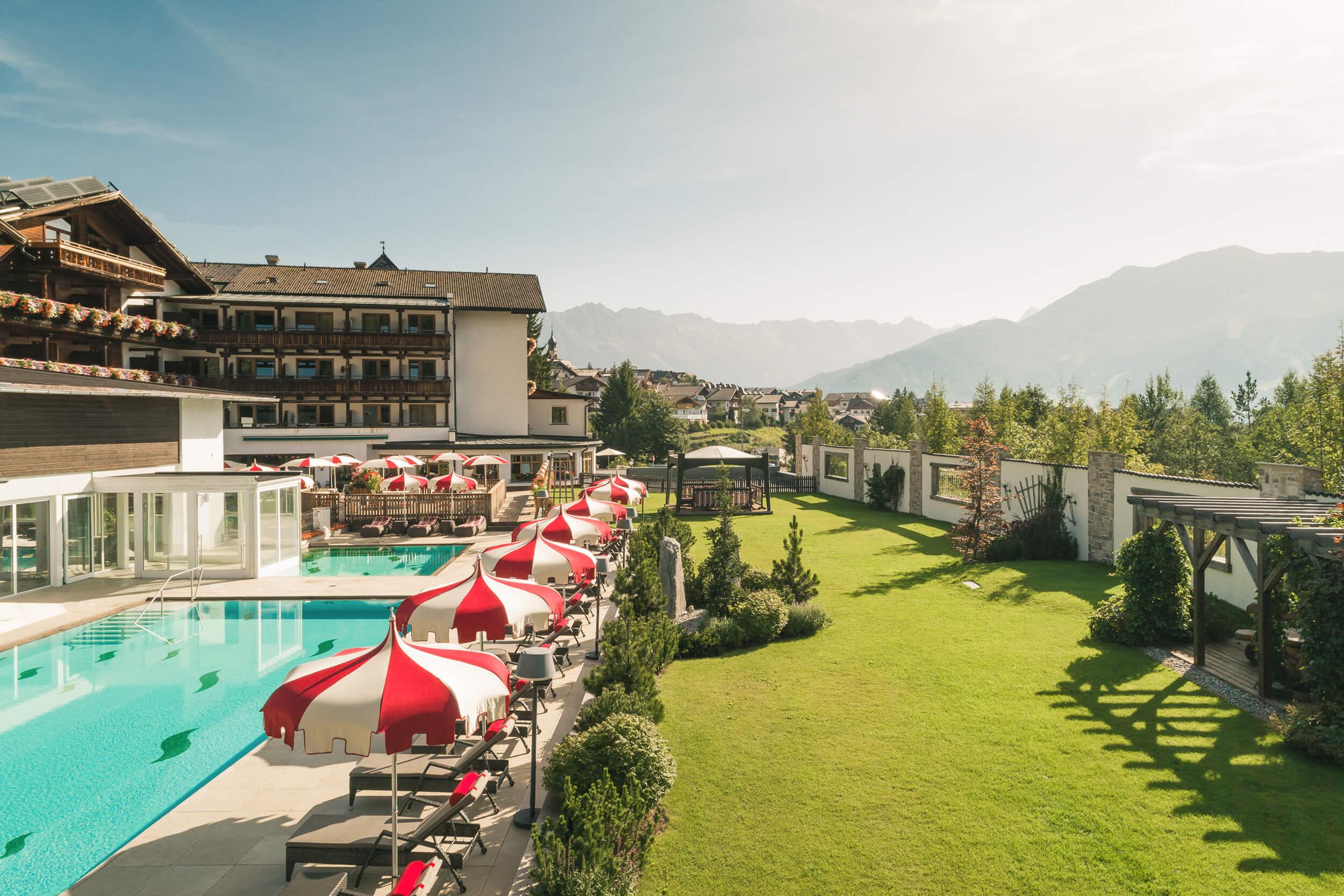 Hotel Fisserhof in Serfaus-Fiss-Ladis in Tirol