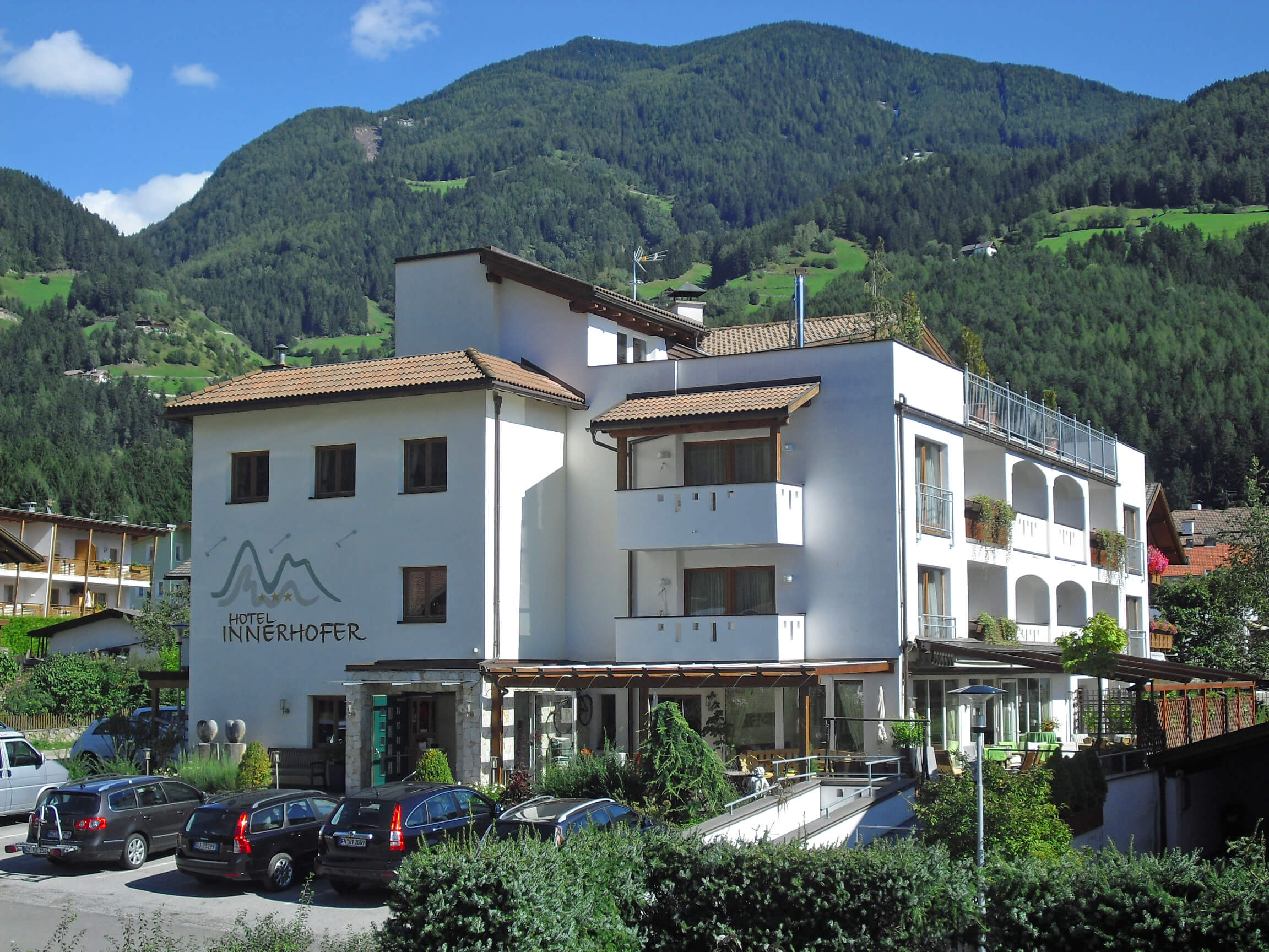 Hotel Innerhofer in Südtirol in Italien