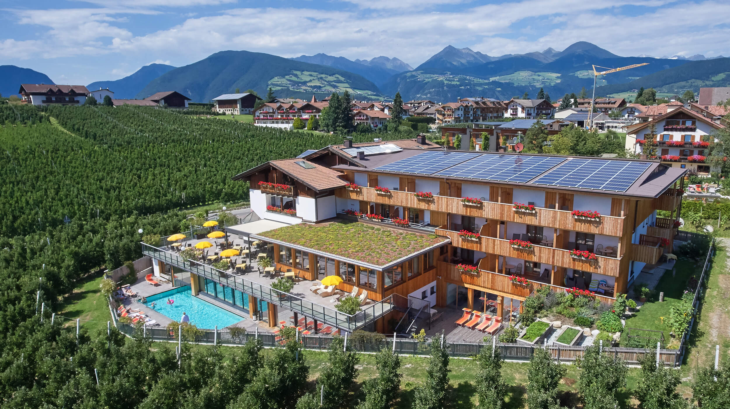 Hotel Jonathan in Natz in Südtirol