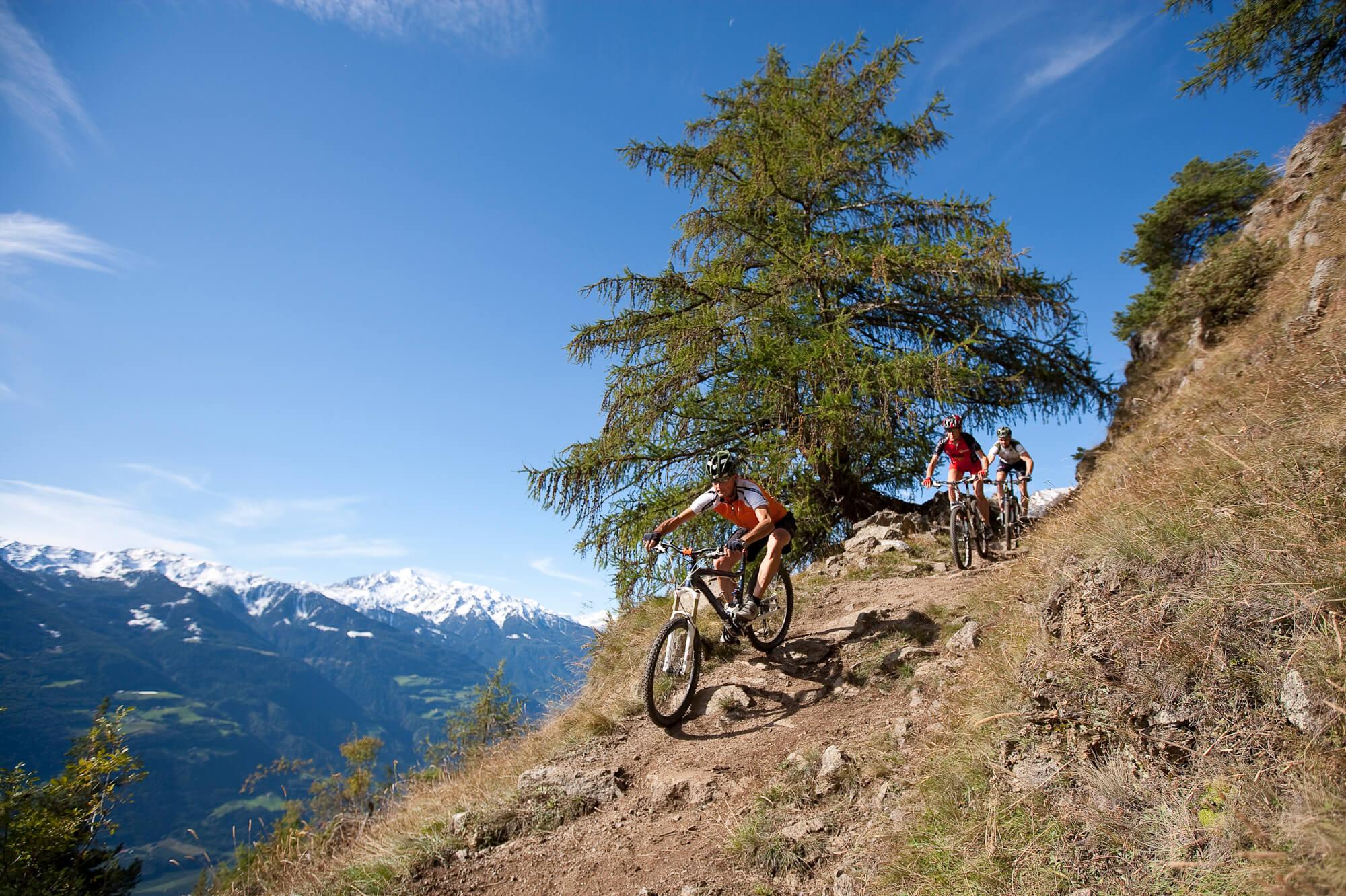 Ötzi Trail in Südtirol © Andreas Walter