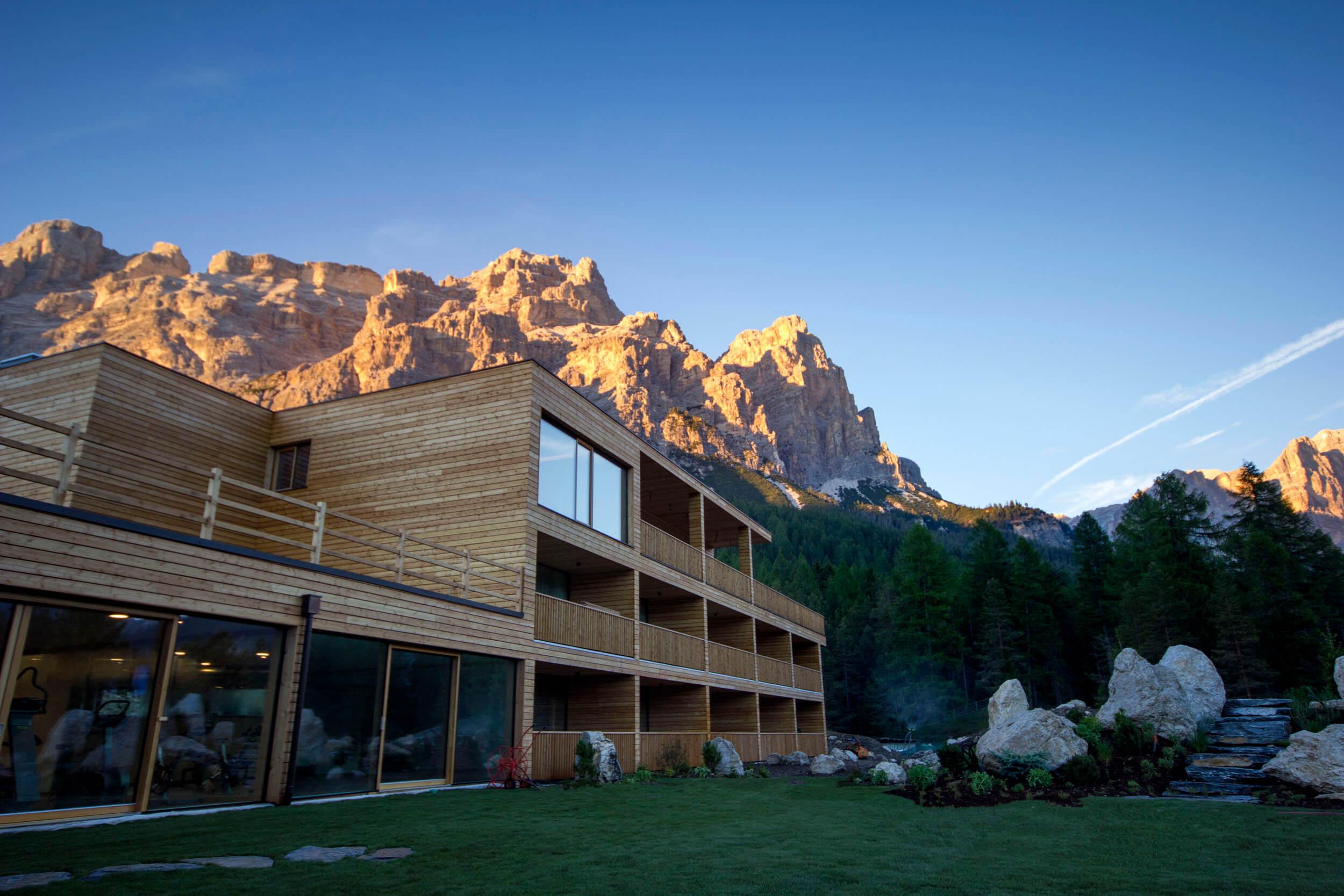 Hotel Gran Paradiso in St. Kassian
