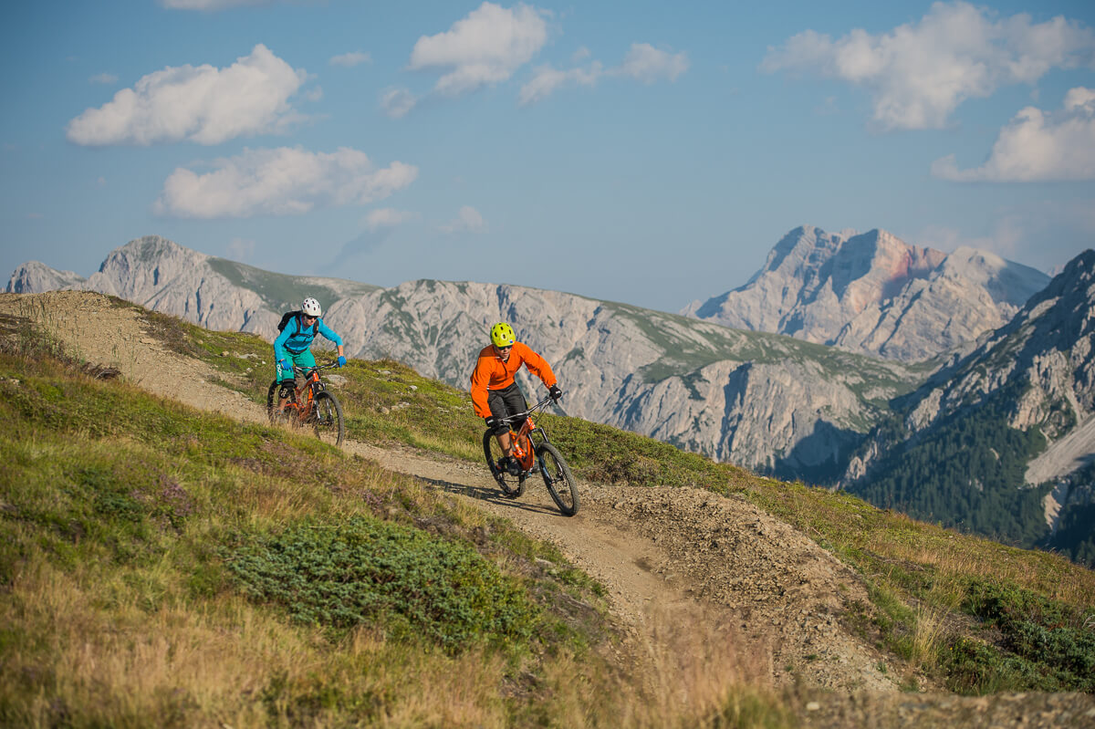 Furcia Trail © Harald Wisthaler