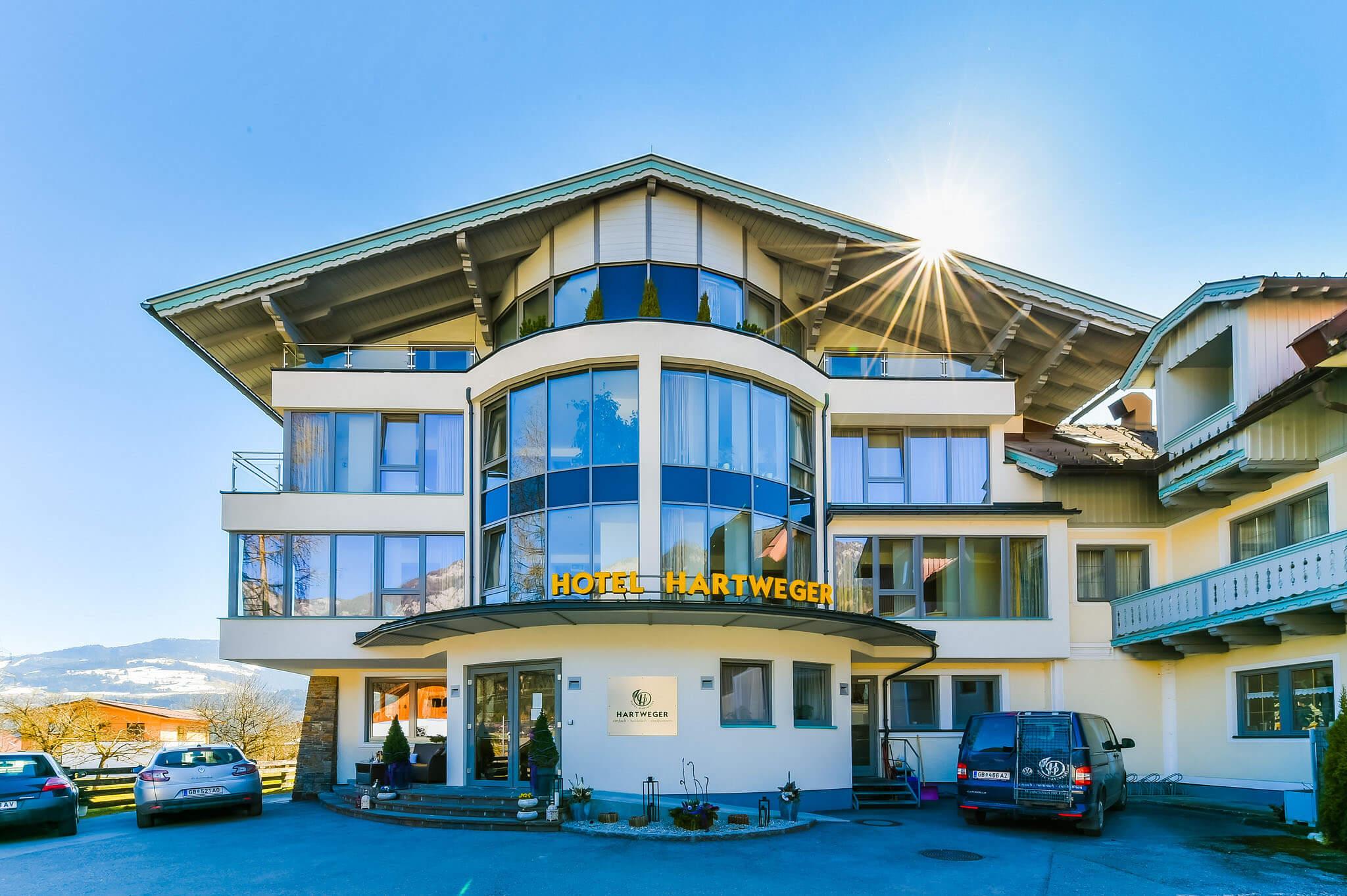 Hotel Hartweger in Haus im Ennstal