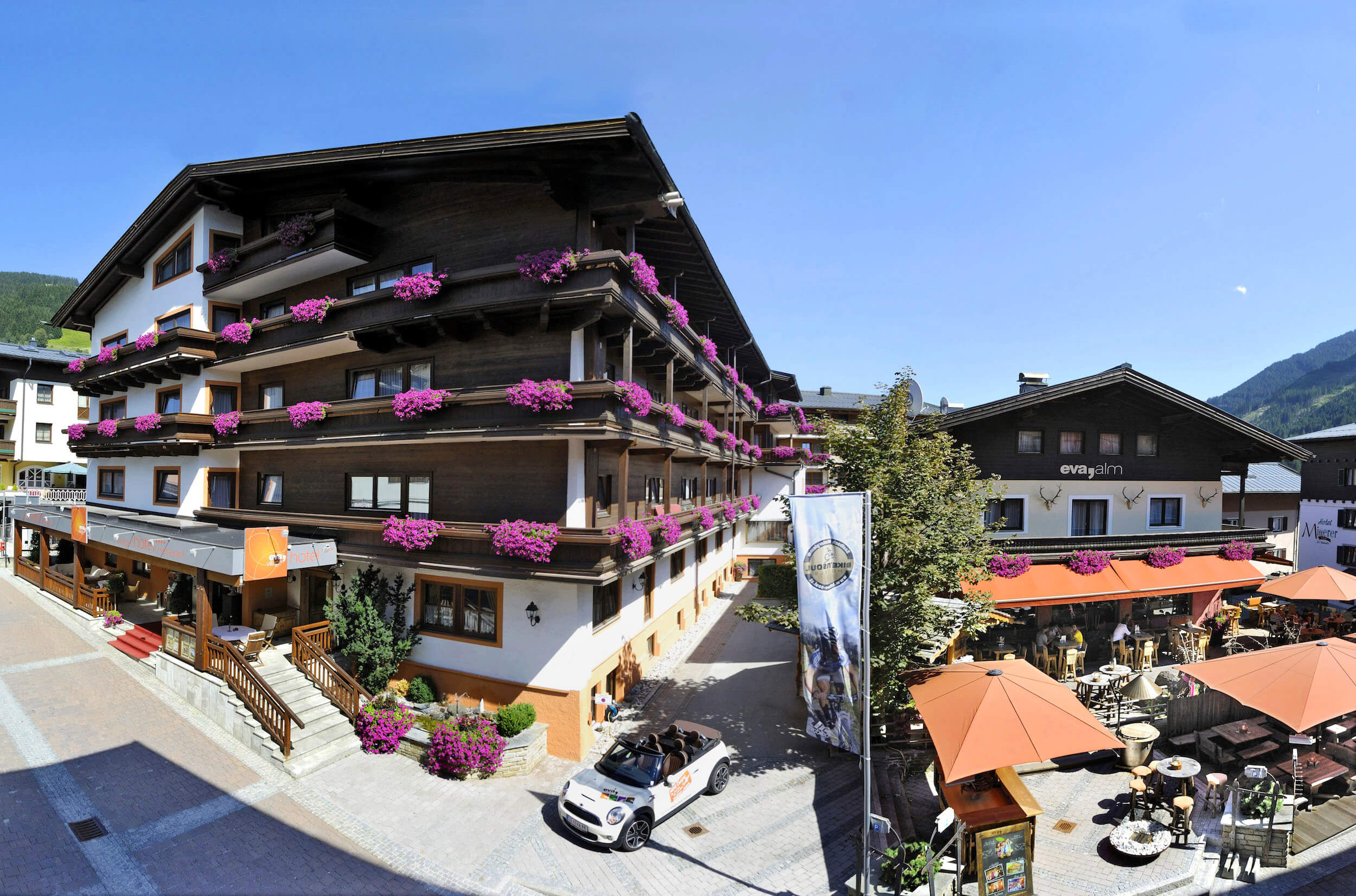 Hotel Eva Village in Saalbach