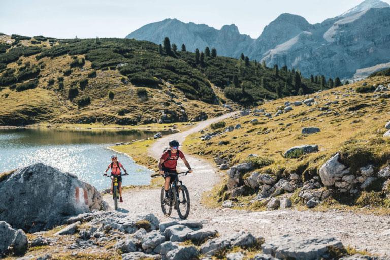 Dolomiten Unesco Naturparkrunde © Alex Moling